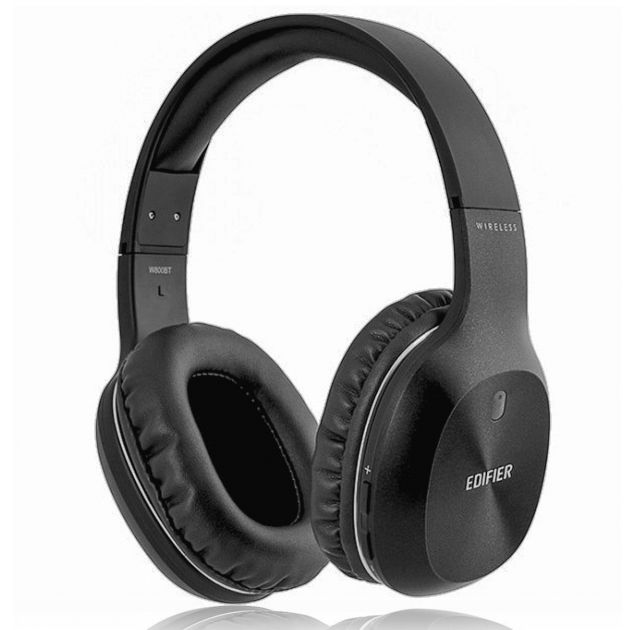 Fone de ouvido Headphone HiFi W800BT Bluetooth EDIFIER Preto